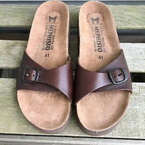 MEPHISTO Nanouchka Sandal 41 NEW